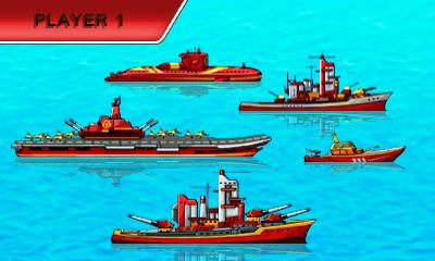 Navy Commander – Capture d'écran