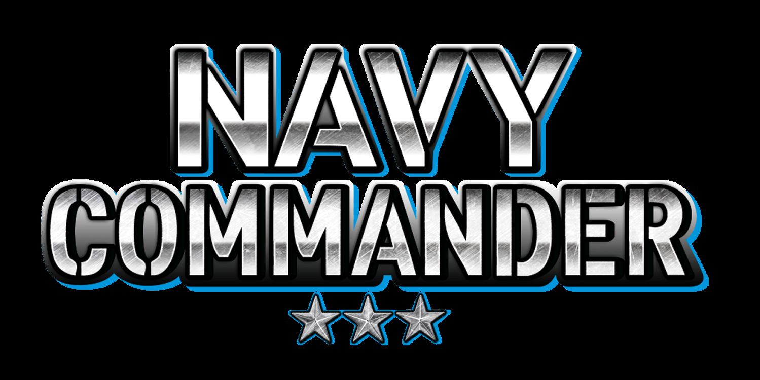 Navy Commander – Logo
