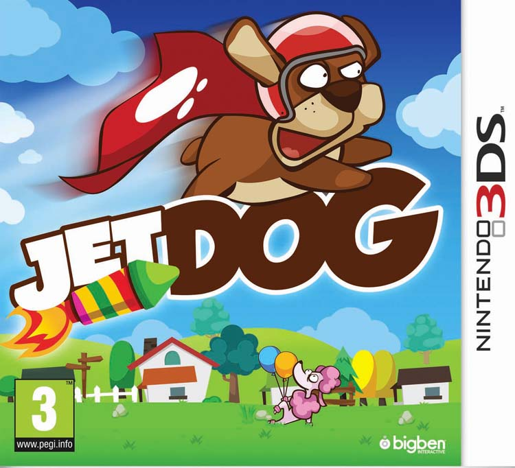 Jet Dog – Packshot