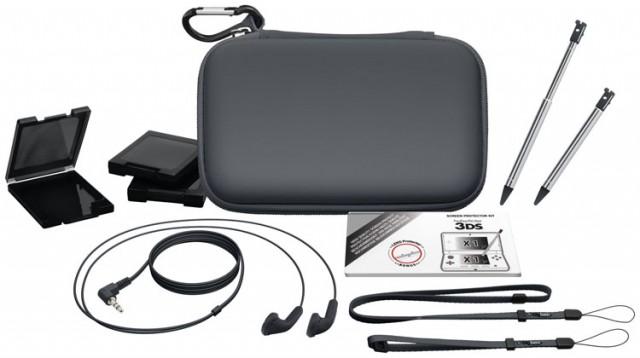 """Pack d'accessoires """"Essential"""" pour Nintendo New 3DS - Packshot"""