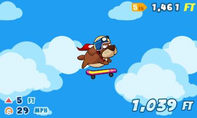 Jet Dog - Capture d'écran #1