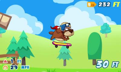 Jet Dog - Capture d'écran #2