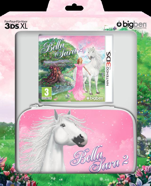Bella sara 2 edition collector bigben fr sound accessoires gaming mobile tablette - Jeux de bella sara ...