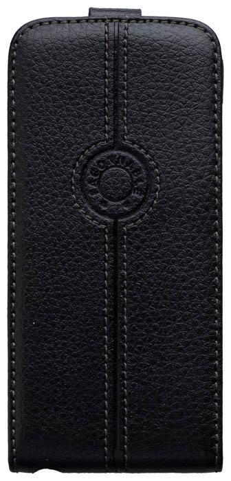 FACONNABLE Etui folio (Noir) - Packshot