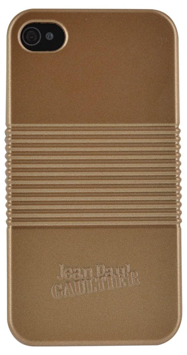 """Jean-Paul Gaultier Coque """"Boîte de conserve"""" (Doré) - Packshot"""