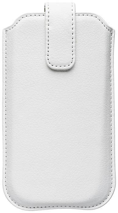 Etui pour téléphone portable (Blanc) – Packshot