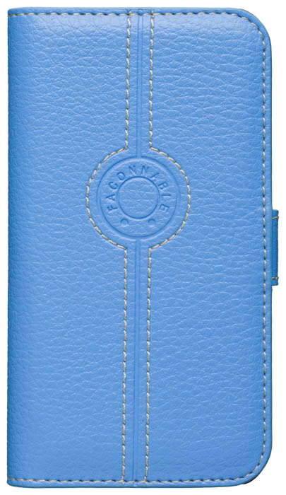 FACONNABLE Etui folio (Bleu) - Packshot