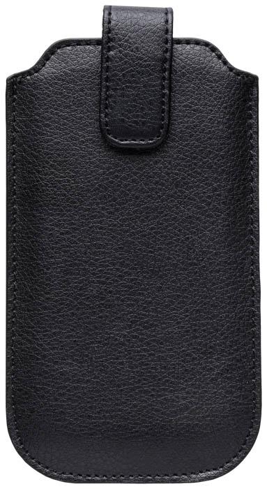 Etui pour téléphone portable (Noir) – Packshot