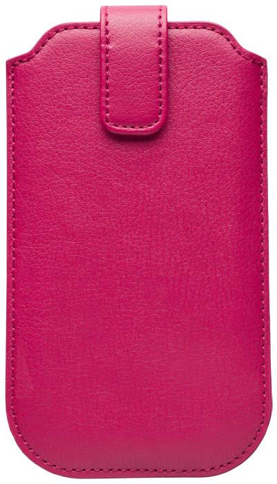 Etui pour téléphone portable (Rose) – Packshot