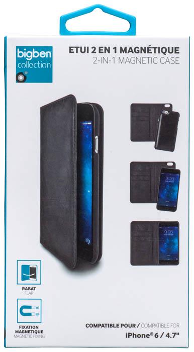 coque rabat magnetique iphone 6
