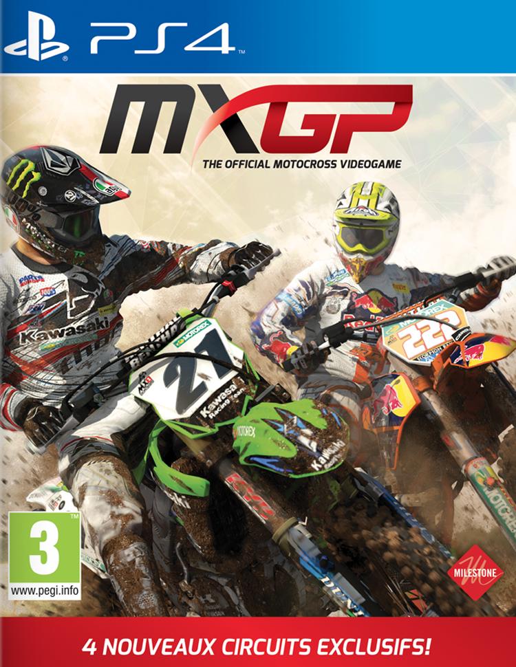 MXGP – Packshot
