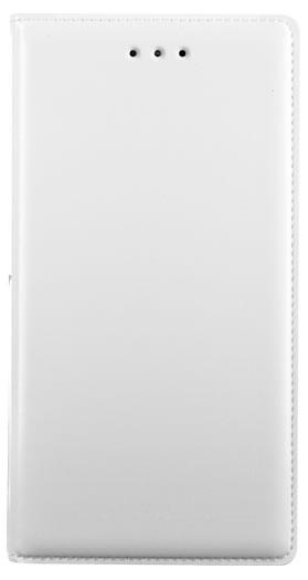 Etui folio (Blanc) – Packshot