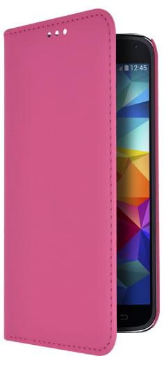 Etui folio pour smartphone (Rose) – Visuel #2