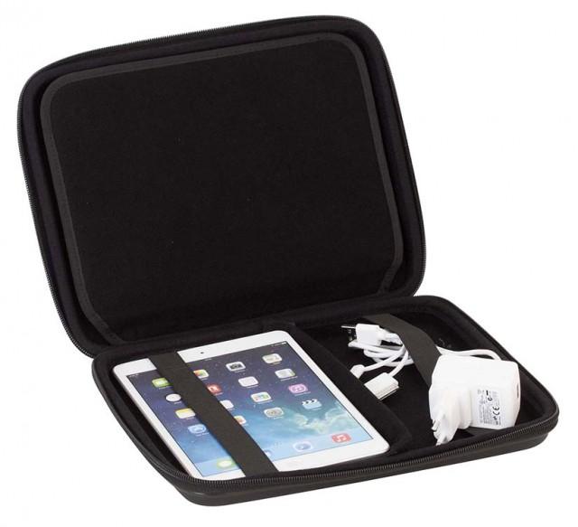 Sacoche de transport pour tablette 5? à 8? – Packshot