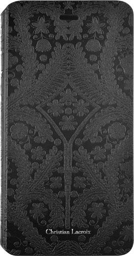 Etui folio Christian Lacroix «Paseo» (jais) – Packshot