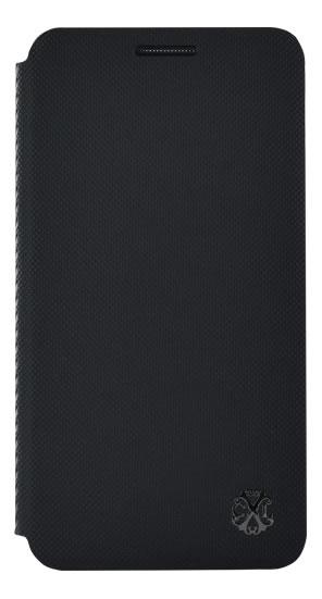 "Etui folio CHRISTIAN LACROIX ""Paseo"" (Jais) - Packshot"