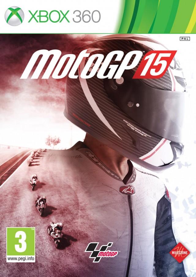 MotoGP 15™ - Packshot