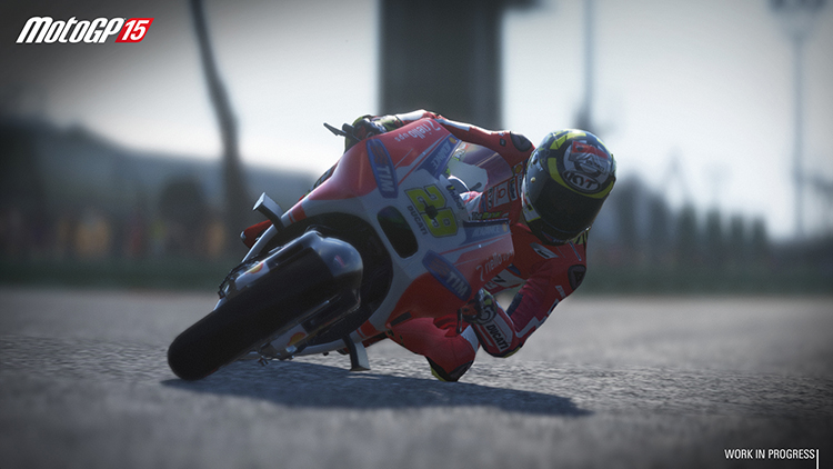 MotoGP™15 - Capture d'écran #1