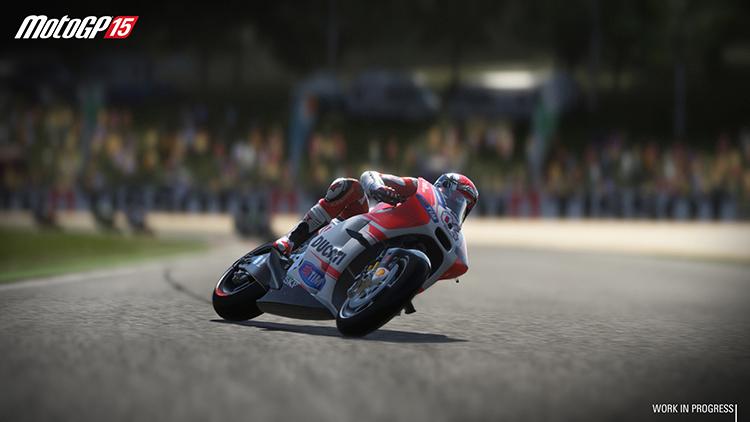 MotoGP 15™ - Capture d'écran