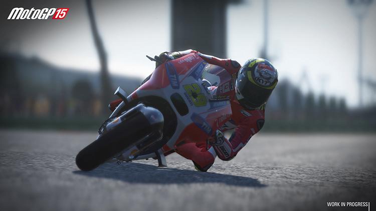 MotoGP 15™ - Capture d'écran #1