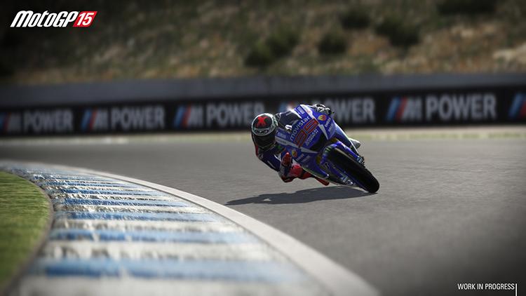 MotoGP 15™ – Capture d'écran #2