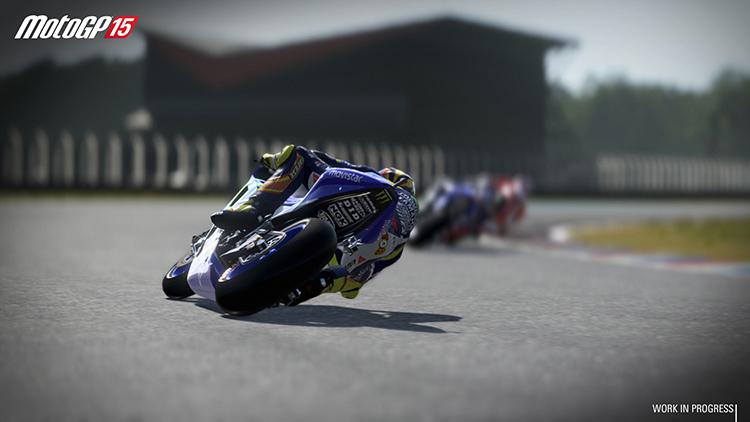 MotoGP 15™ – Capture d'écran #4