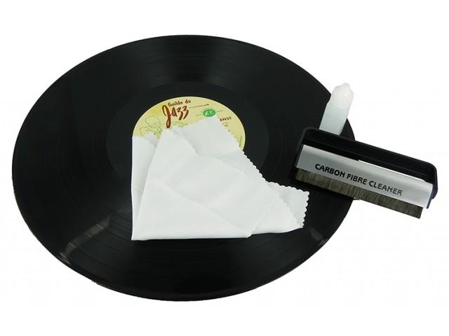 Kit de nettoyage (Vinyle) - Packshot