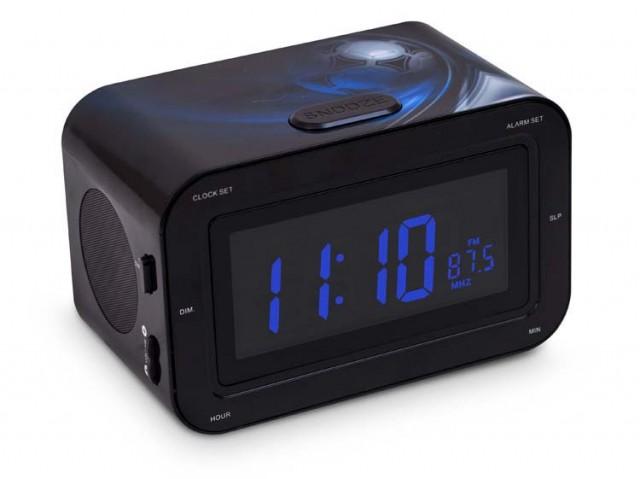 Radio Réveil double alarme - Packshot