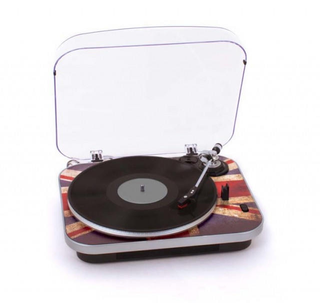 Tourne-disques (Grande-Bretagne) - Packshot