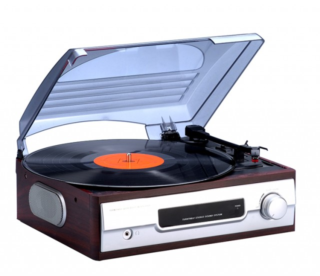 Tourne-disques TD012 - Packshot