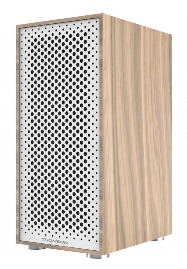 Enceinte THOMSON Multiroom (Blanc) - Packshot