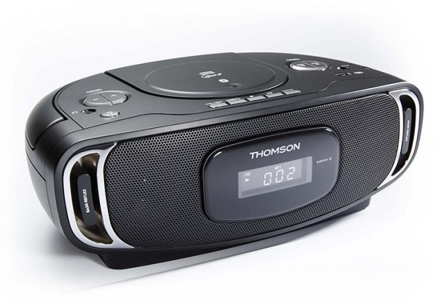 Radio CD Portable (Bluetooth) - Packshot