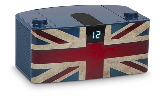 Lecteur CD Portable Bluetooth® 'On the Go!'(UK) - Packshot