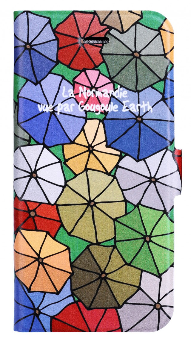 Etui-Folio HIHIHI  Gougoule Earth . Une protection pour votre iPhone ... 196370226f2a