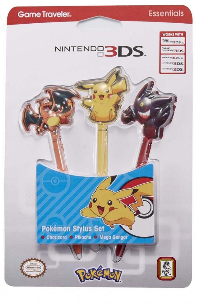 Pack de stylets Pokémon - Packshot