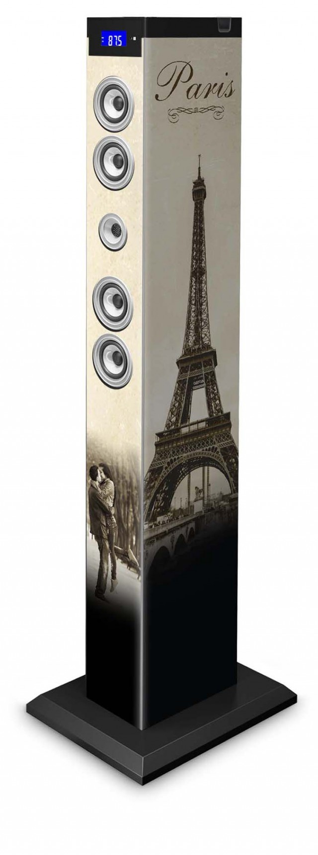 Tour Multimédia Paris - Packshot