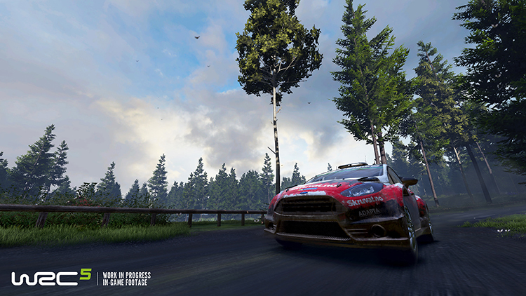 WRC 5 – Capture d'écran #5