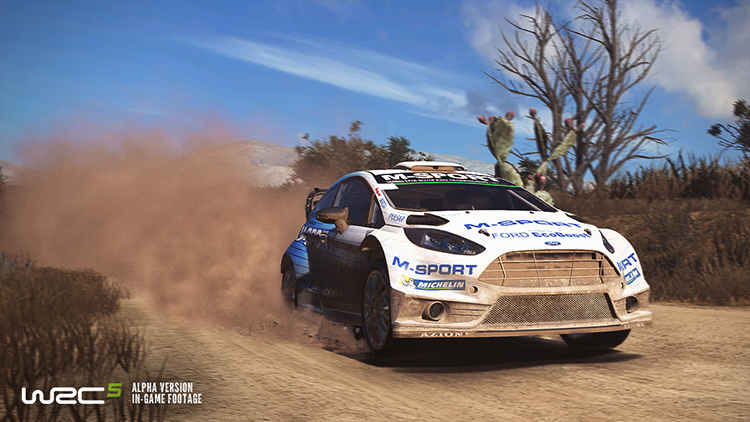 WRC 5 - Capture d'écran #6