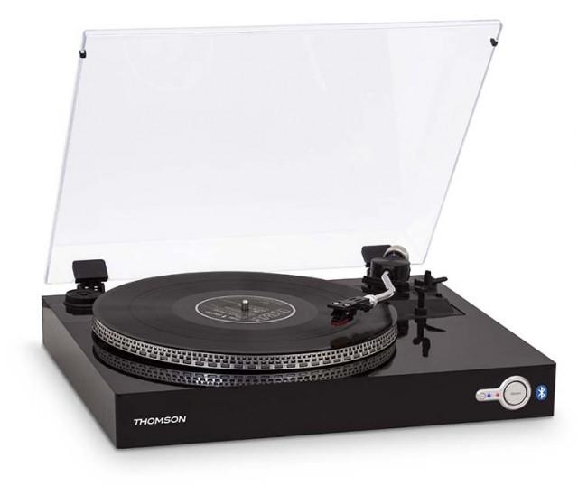 Tourne-disques Bluetooth® Thomson - Packshot