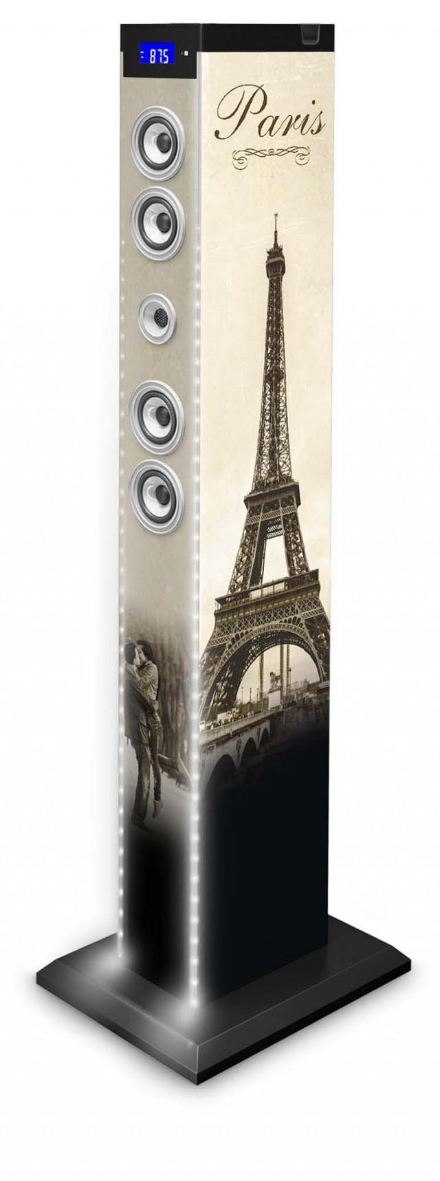 Tour multimédia Paris lumineux - Packshot