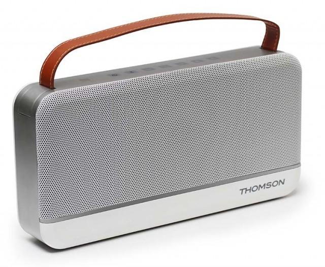 Enceinte sans fil portable Thomson – Packshot
