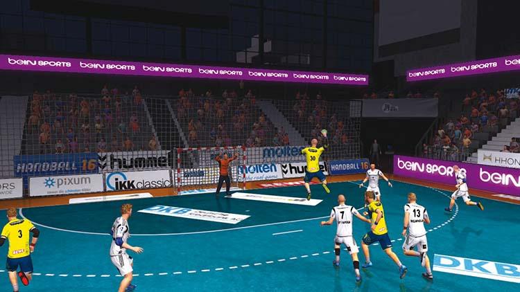 Handball 16 - Capture d'écran #2