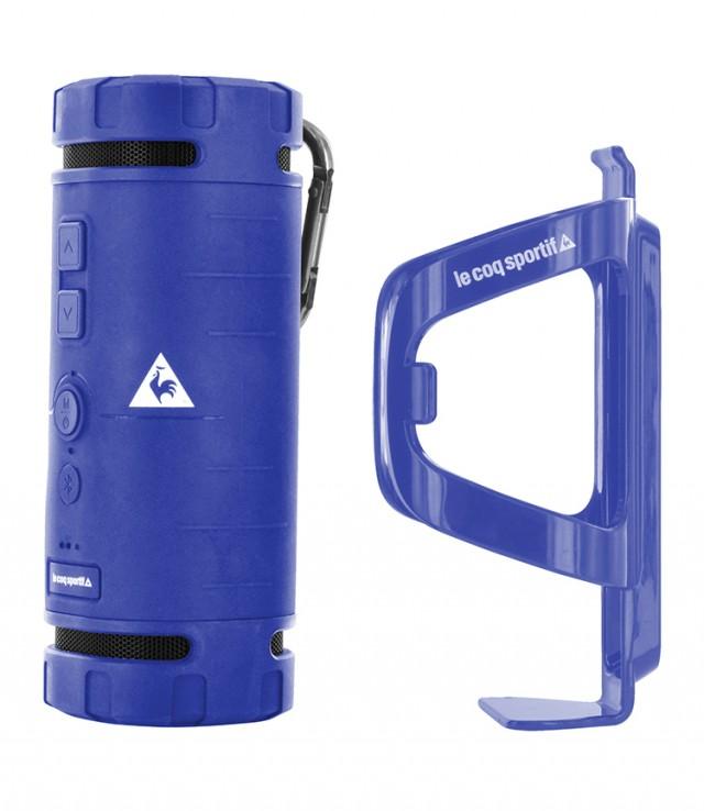 Enceinte Bluetooth® Le Coq Sportif Core» (Bleu)» - Packshot