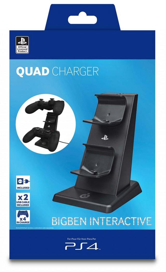 Quad chargeur – Visuel #1