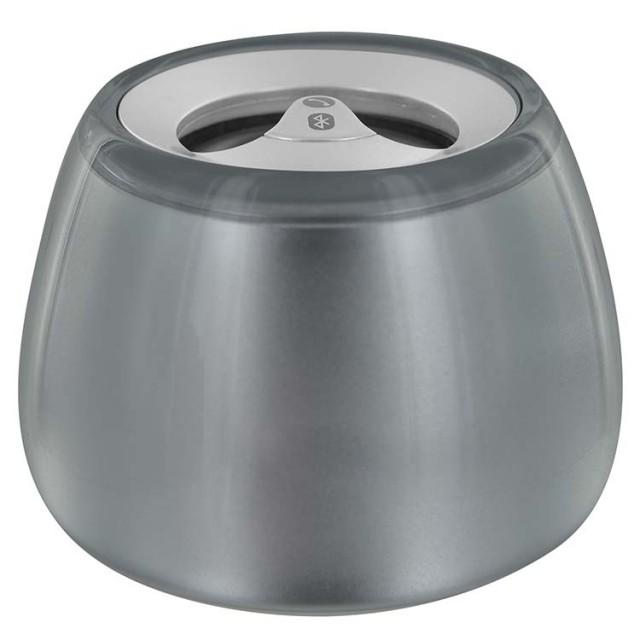 Mini enceinte Bluetooth® Bubble (Argent) - Packshot