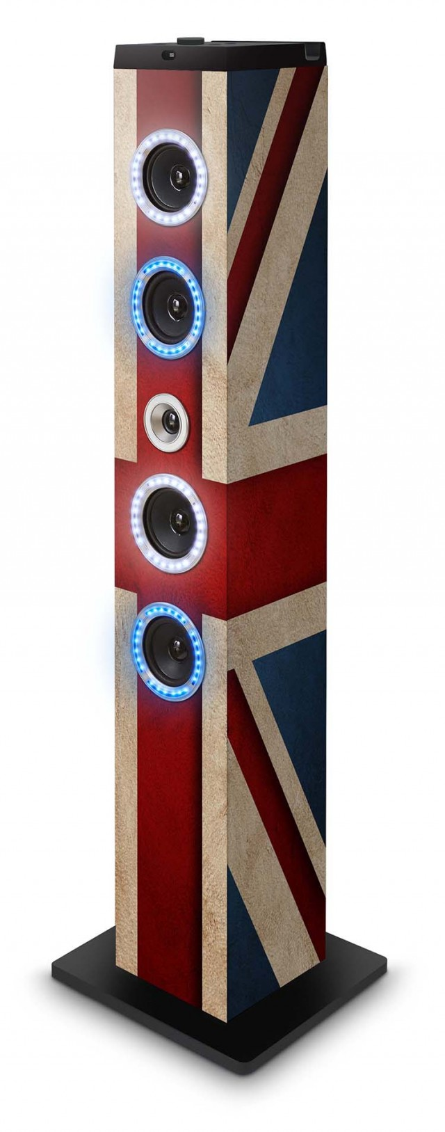 Tour Multimédia UK Shiny; - Packshot