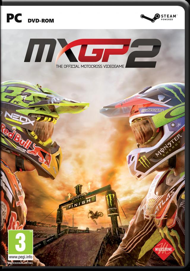 MXGP 2 - Packshot