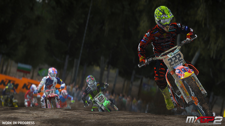 MXGP 2 – Capture d'écran #1