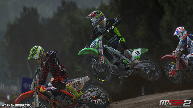 MXGP 2 – Capture d'écran #2
