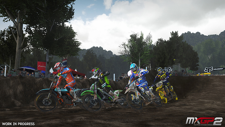 MXGP 2 – Capture d'écran #3